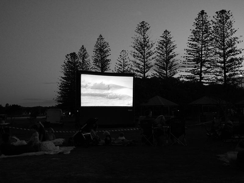 Evans Head Open Air Cinema